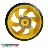 چرخ ربات 7 سانتی فروشگاه الکسازشاپ