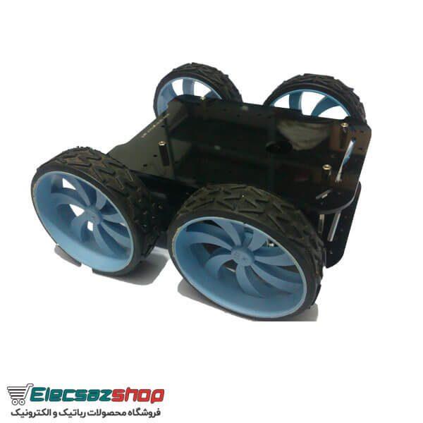 چرخ ربات 10 سانتی فروشگاه الکسازشاپ