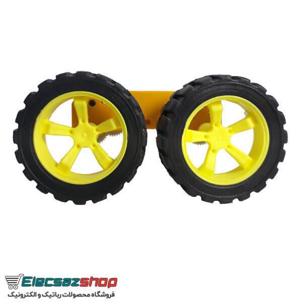 چرخ اسپرت ربات فروشگاه الکسازشاپ