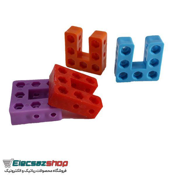 سازه پلاستیکی رباتیک U الکسازشاپ