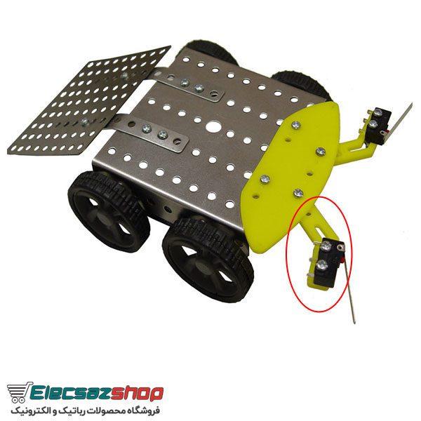 سازه پلاستیکی رباتیک SM2 الکسازشاپ