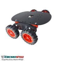 چرخ ساده ربات طرح اسپرت - نوع2