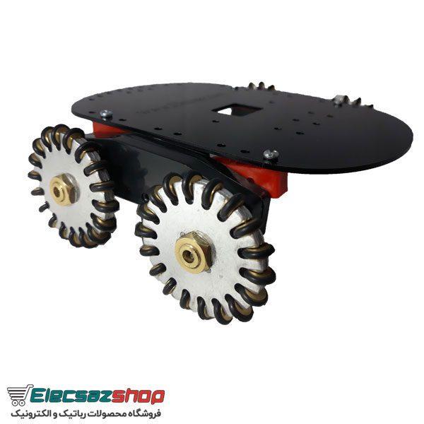 چرخ چند جهته ربات