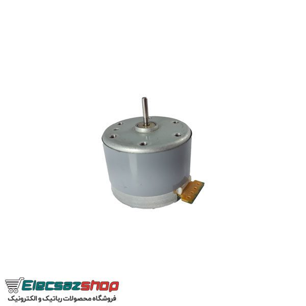 موتور ضبطی DC بزرگ مدل MMI-6H9L