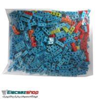 بسته شگفت انگیز 500 عددی سازه پلاستیکی مکعبی I3
