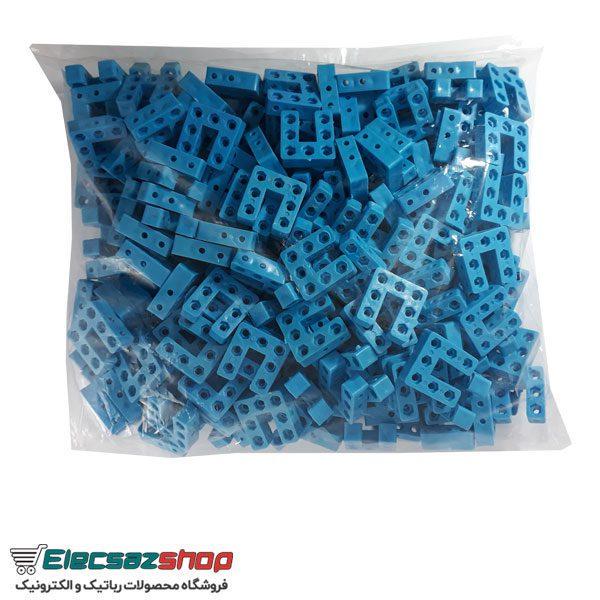 بسته شگفت انگیز 500 عددی سازه پلاستیکی مکعبی U