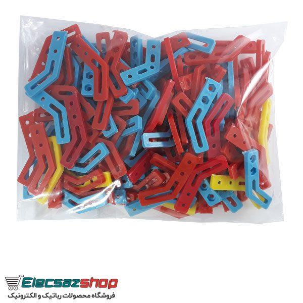 بسته شگفت انگیز 500 عددی سازه پلاستیکی SM2