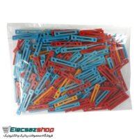 بسته شگفت انگیز 500 عددی سازه پلاستیکی (6 سانتیمتری) LE