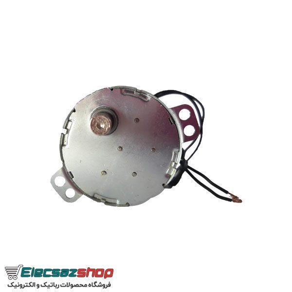 موتورگیربکس 220 ولت با دورهای متفاوت مدل TYC