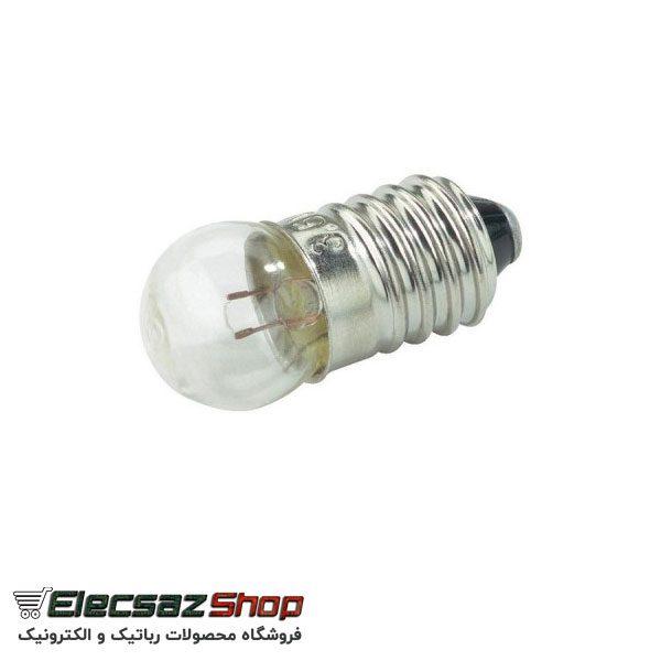 لامپ فندقی | لامپ فندقی 3 ولت | لامپ کوچک | لامپ آموزشی