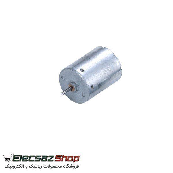 موتور DC گرد | فروشگاه قطعات الکترونبک و رباتیک | الکسازشاپ