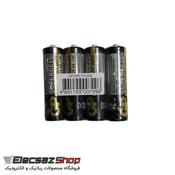 باتری قلمی GP بسته چهارعددی | الکسازشاپ