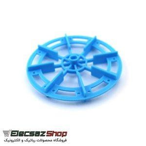 پارو پلاستیکی ( قابلیت اتصال به موتورگیربکس زرد ) | الکسازشاپ