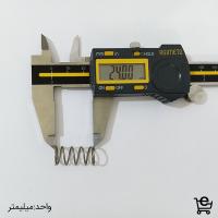تولید فنر فشاری - خرید فنر فشاری - سفارش فنر فشاری
