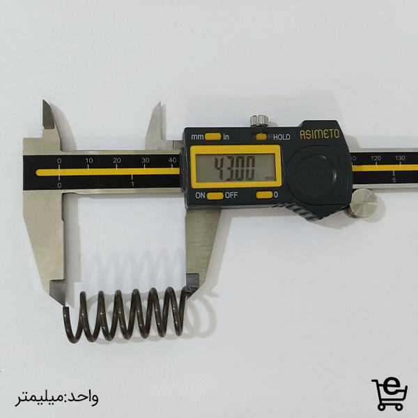 خرید فنر فشاری - تولید فنر فشاری - سفارش ساخت فنر فشاری