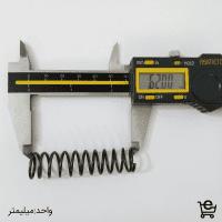 خرید فنر فشاری - سفارش فنر فشاری - کارگاه تولید فنر فشاری