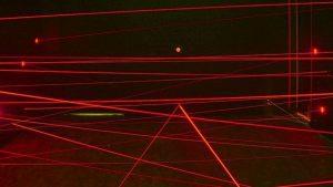 سیستم هشدار دهنده لیزری | الکسازشاپ