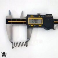 فنر مخروطی فشاری، تولید فنر مخروطی فشاری